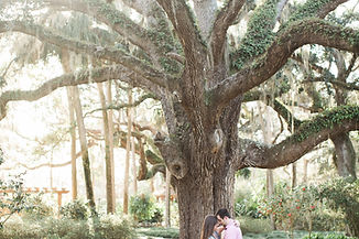 Washington Oaks St. Augustine Wedding Photographer