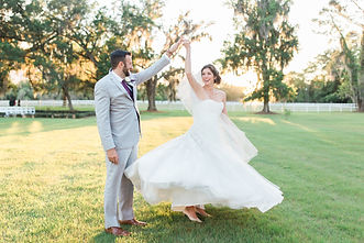 Plantation Oaks Farms Jacksonville Wedding