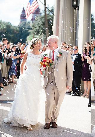 Treasury on the Plaza St. Augustine Wedding