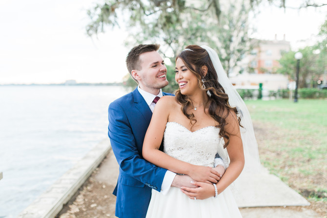 Shane & Ruth's Nocatee Crosswater Hall Wedding, Jacksonville FL