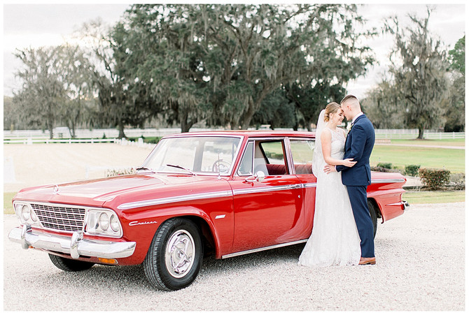 Plantation Oaks Farms Wedding in Callahan Florida