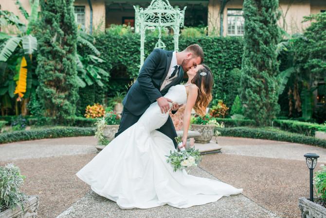Charlie & Lauren | Wedding | The Club Continental | Jacksonville, Fl