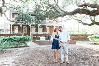 St. Augustine lighthouse Engagement