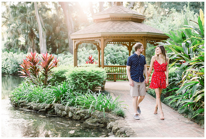 Dreamy St. Augustine Engagement Session | Lacey & Corey