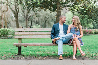 Forsyth Park Savannah, Georgia Wedding & Engagement Photographer