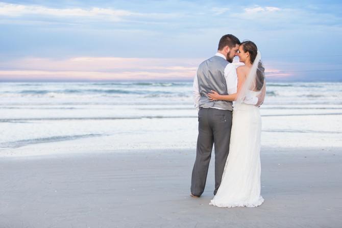 Jon & Kaley| Wedding| The Reef in St. Augustine, FL