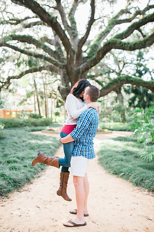 Washington Oaks Engagement & Wedding Photographer
