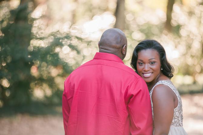 Demetric & Shacara| Engagement| Gainesville, FL