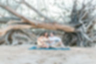 Big Talbot Island Beach Engagement Session