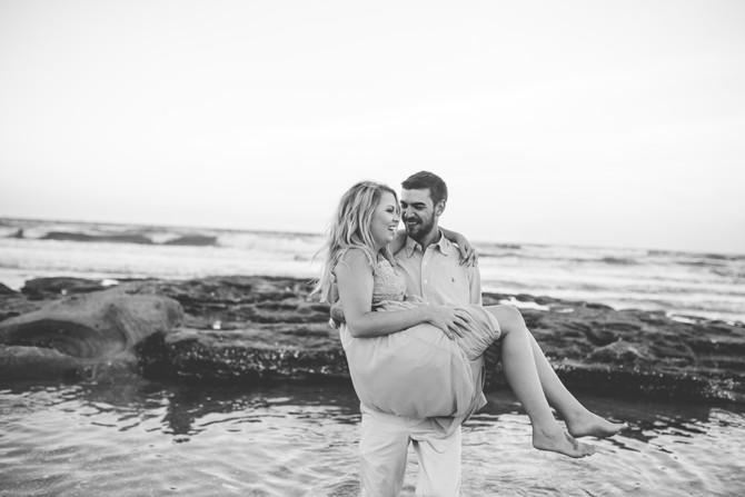 Will + Kelsey| Engagement| Washington Oaks Garden State Park