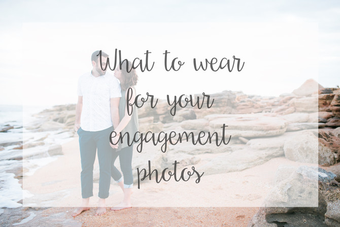What to wear for your engagement, anniversary or couples photoshoot | The Copper Lens | Jacksonville