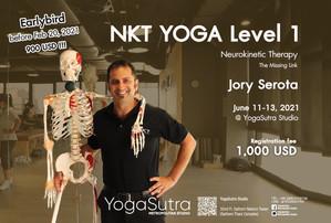 NKT Yoga Level 1 seminar 2021