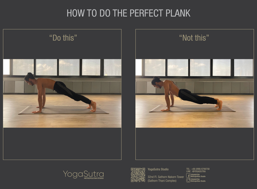 How to Do Plank