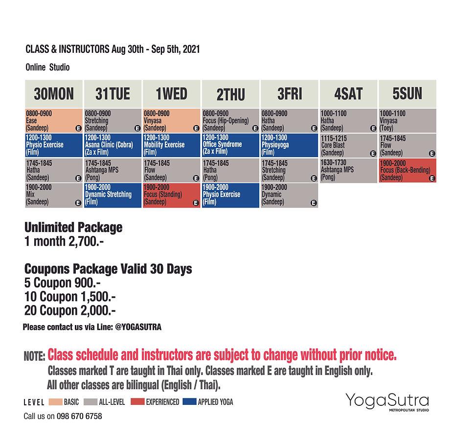 timetable yoga sutra Aug30 - sep 5 2021.jpg