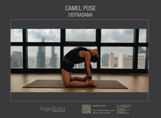 How to Do Camel Pose