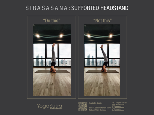 How to Do Supported Headstand