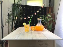 Bodenfliesen ersetzen Holztisch