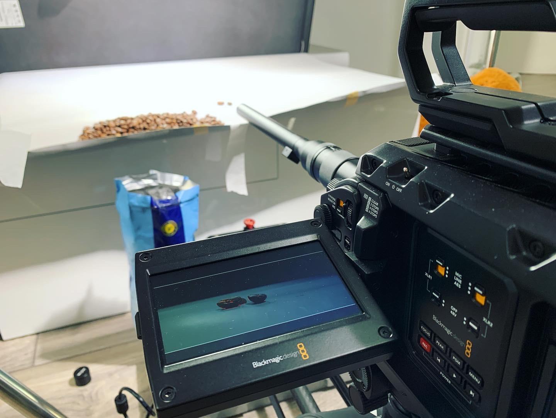 Makroaufnahme mit Spezial-Objektiv