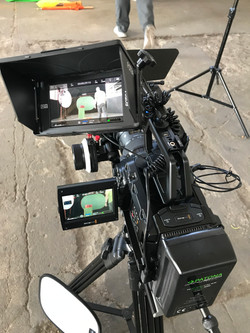 Kino-Kamera von Blackmagic