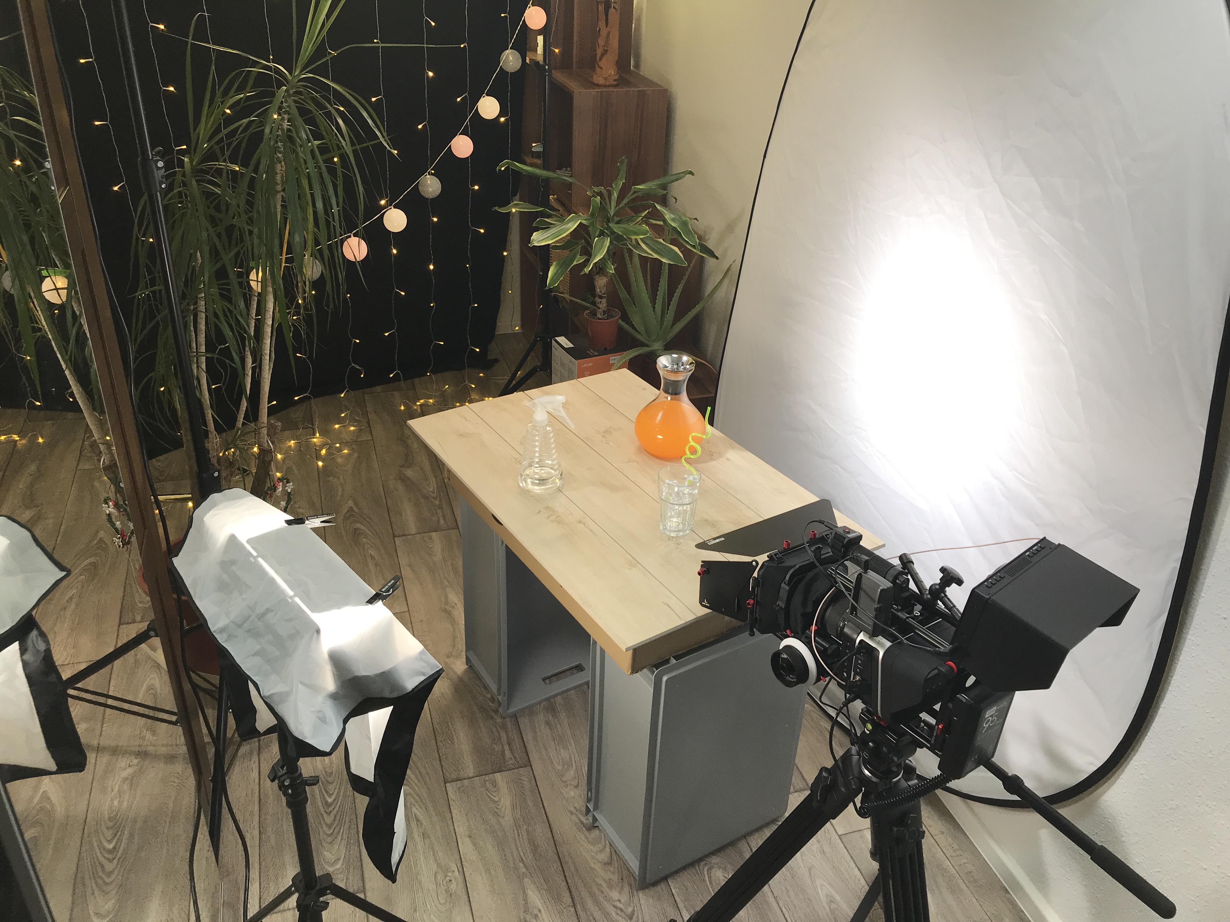 Dreh Produktvideo O-Saft