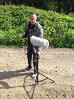 Transport Mikrofon