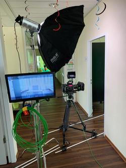 Regie-Monitor