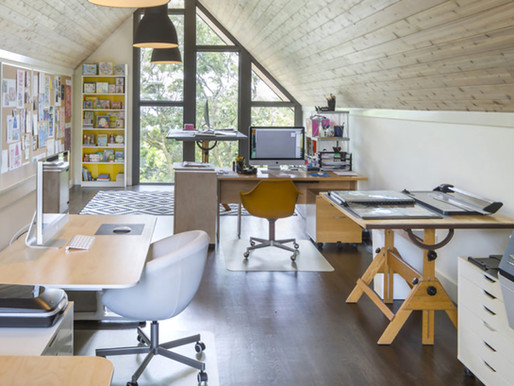 Dreaming of a Home Office Space