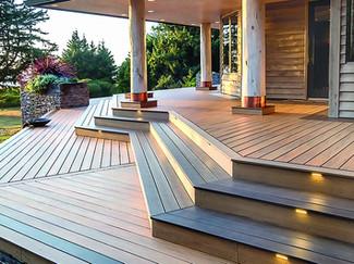 Decks, Patios & Exteriors