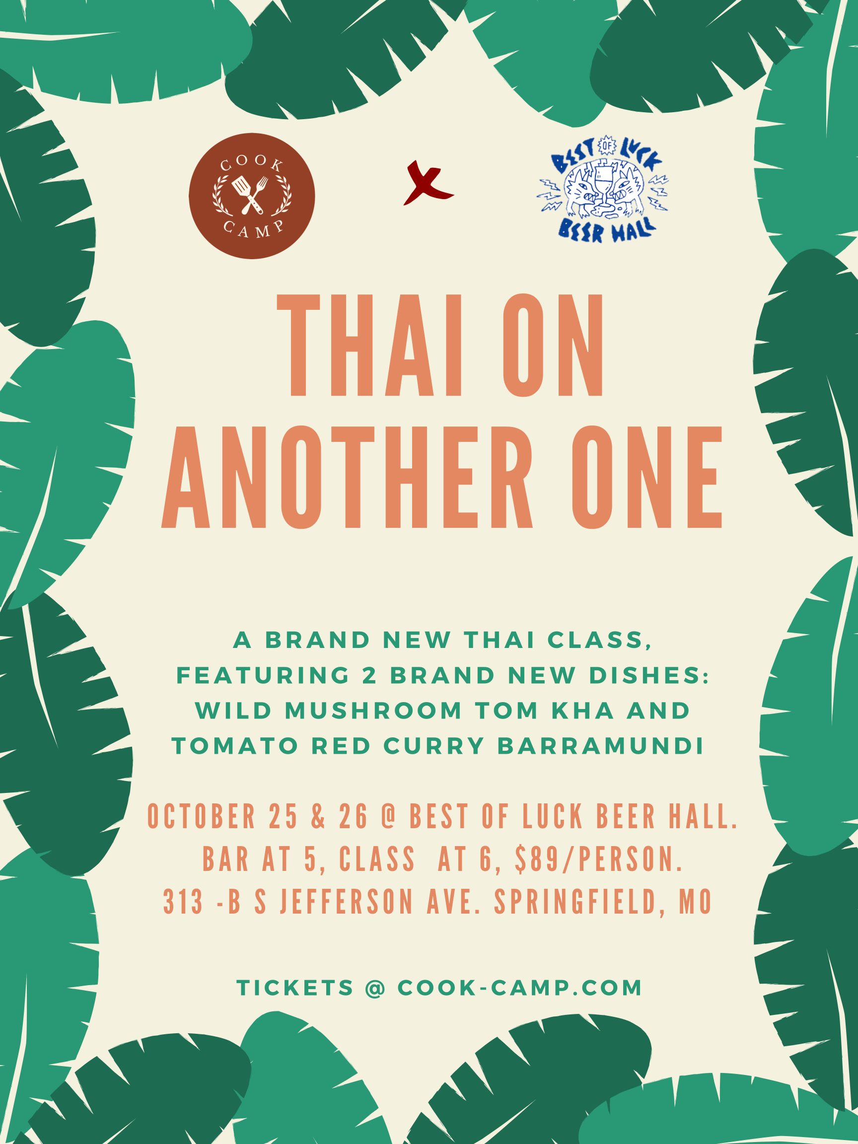 """Cooking Class