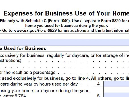 How to (Legally) Take a 2021 Home Office Deduction
