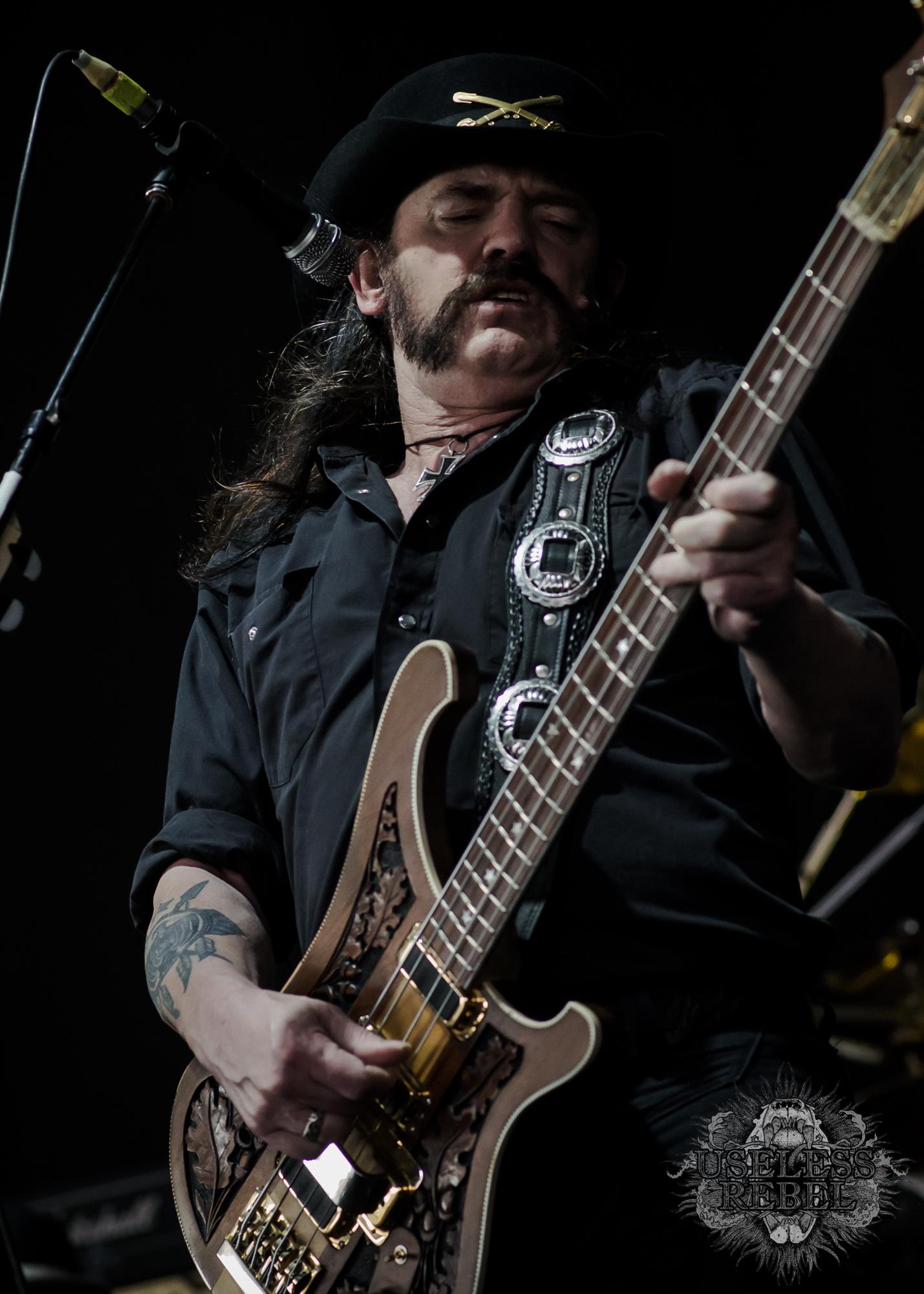 Lemmy w/ Motorhead