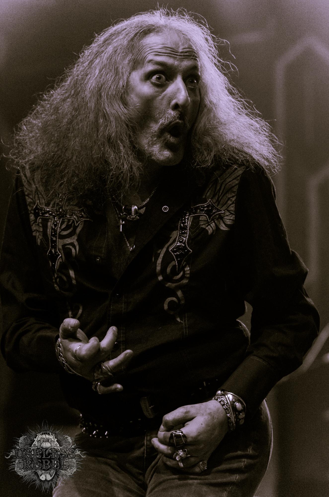 Bobby Liebling w/ Pentagram