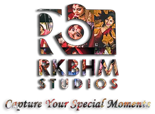 RKBHM STUDIOS Logo