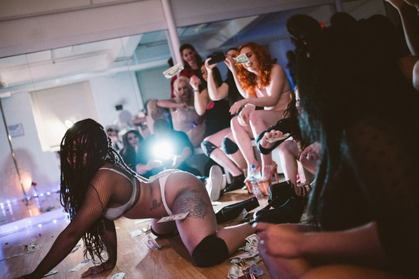 Poledance Photography FilthyFriday Manch