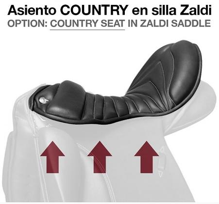 Zaldi COUNTRY seat- siège