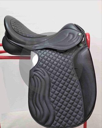 Ludomar Troya Iberian dressage saddle