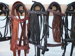 BRIDLES AND HEADSETS