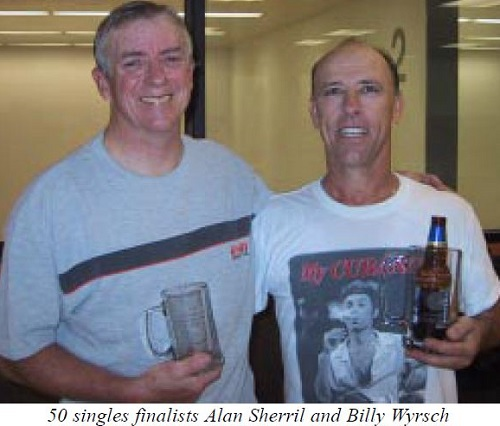 Billy and Alan Aug 2005