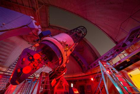 David Dunlap Observatory - Telescope