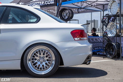 bmw-135i-alpine-white-modified-aftermarket-race-wheels-ccw-classic-bimmerfest-2018-o