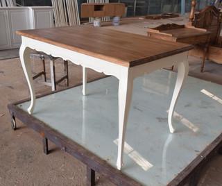 DT-1209 Top mindy wood (125x80x78) Top l