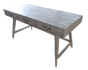SD-49 from Mahogany wood (150x70x77) Lig