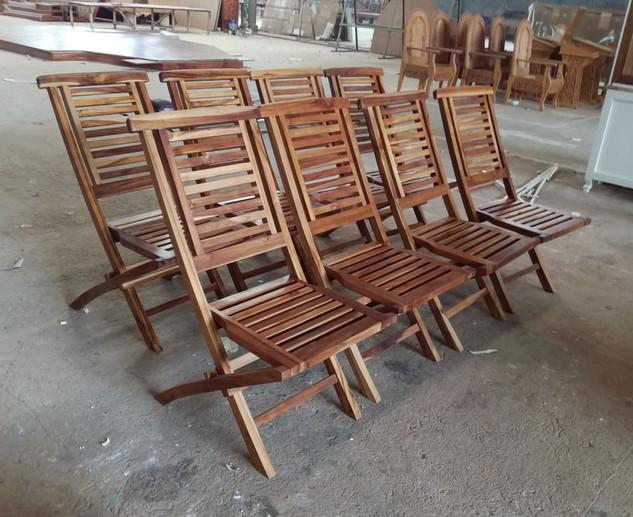 ISO-166 C New from Teak wood (49x42x42.9