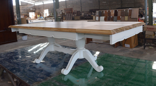 DT-129 Top teak wood (180.280x110x78) To