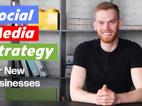 Social Media Strategies For New Businesses