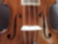 Graham Caldersmith Violin