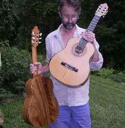 Graham Caldersmith Luthier