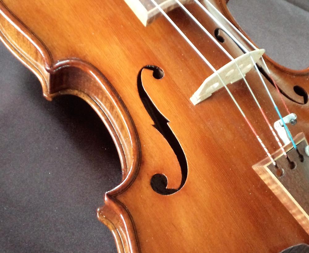 Caldersmith Violins