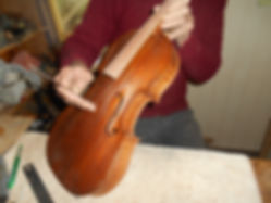 Custom Violin
