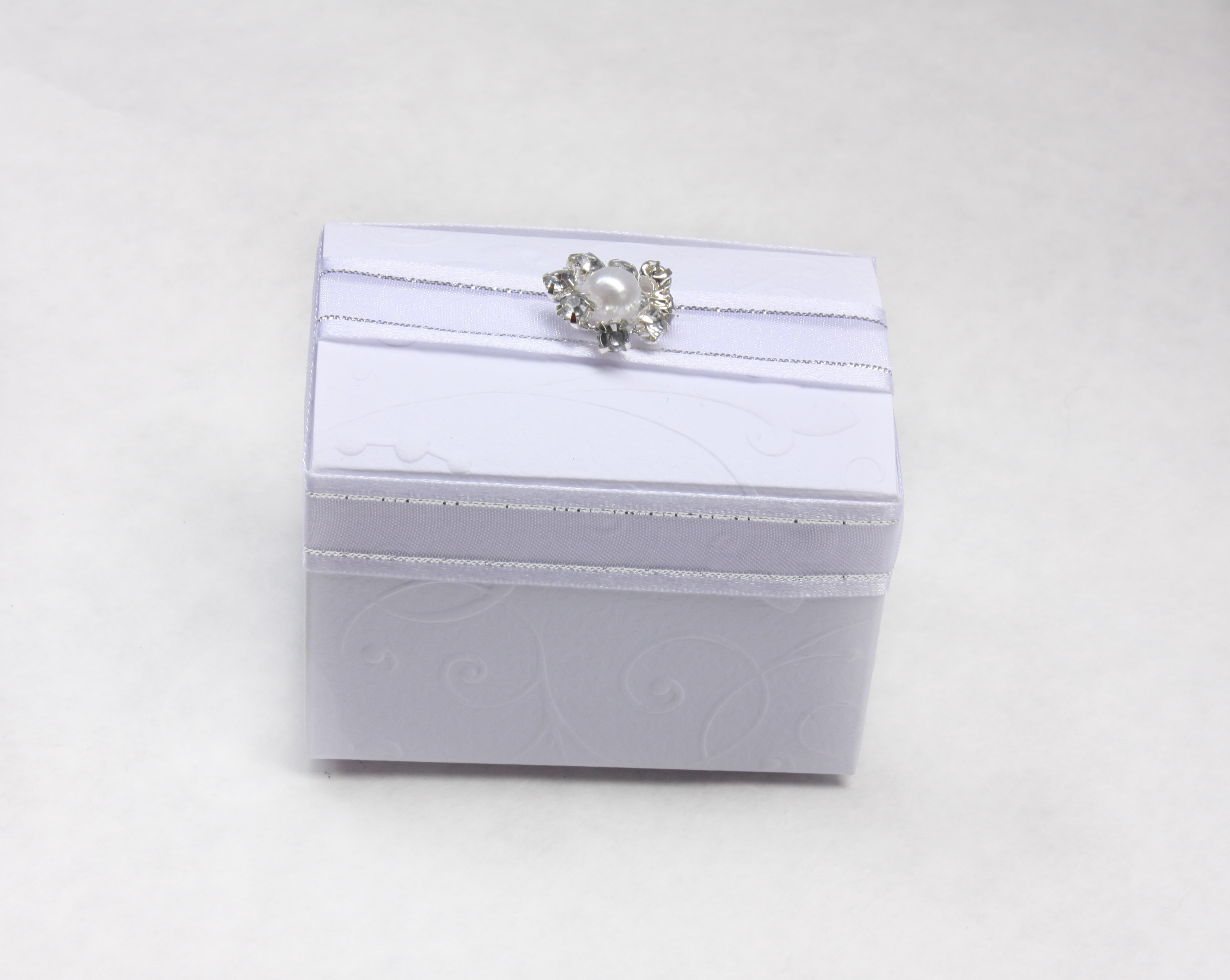 Wedding Favor Box- back